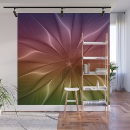 The Life of Colors Wall Mural