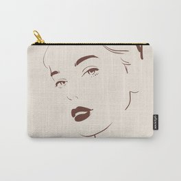 Femme Fatale Ashley Carry-All Pouch