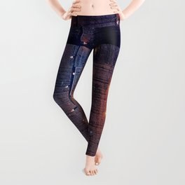 Whimsy and Rustic Leggings
