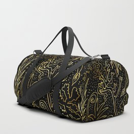 forest of pure gold Duffle Bag