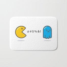 Game Pac-Man Bath Mat