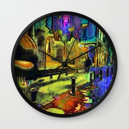20180108 Wall Clock