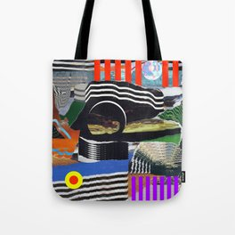 blipped Tote Bag