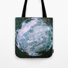 Full Snow Moon Tote Bag