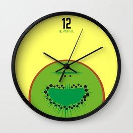 Uncle Jolly Wall Clock