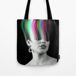 The Glitch Experience Tote Bag