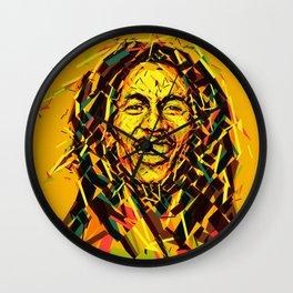 Reggae Wall Clock