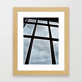pain 3 Framed Art Print