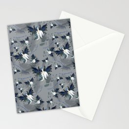 Castiel with Quotes Stationery Cards