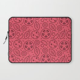 Pizza Toppings Laptop Sleeve
