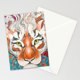 Cinnamon Buns and Dragons Stationery Cards