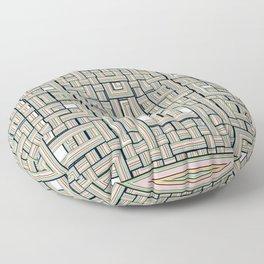Braided Floor Pillow