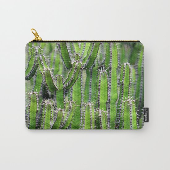 cactus illusion 4 Carry-All Pouch