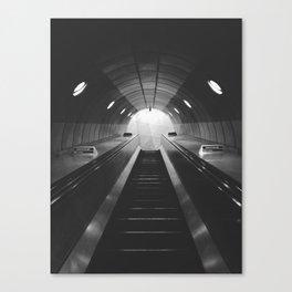 Southwark Station Canvas Print