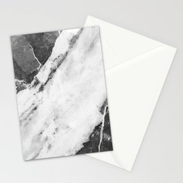 Titan River Black Stationery Cards