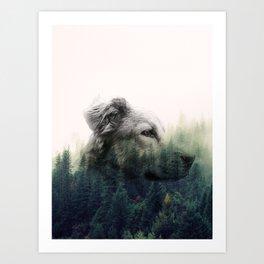 Sav Art Print