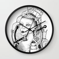 sailor Wall Clocks featuring SAILOR by • PASXALY •
