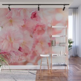 Blossom Pink Wall Mural
