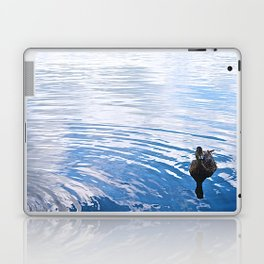 Duck in the Water - The Peace Collection Laptop & iPad Skin