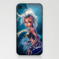 Wind Rider iPhone & iPod Skin