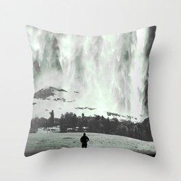 look at Throw Pillow