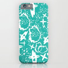 Abstract pattern iPhone 6s Slim Case