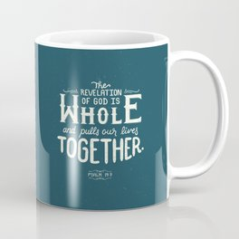 Revelation of God Coffee Mug