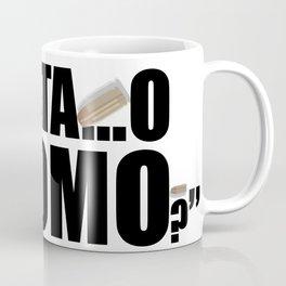 Narcos - Silver or Lead? Coffee Mug