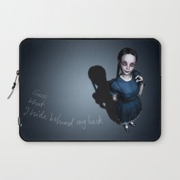 Miss Innocent Laptop Sleeve