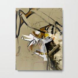 Matador 4 Metal Print