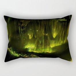 Metroid: SR388 Rectangular Pillow