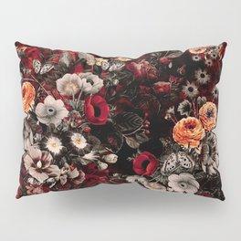 Night Garden Lava Pillow Sham