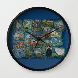 The Impressionists No. 1 COL140215a Wall Clock