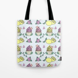 Time For Cupcakes! Tote Bag