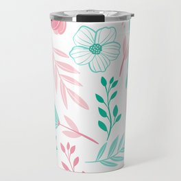 Tini Flowers Travel Mug