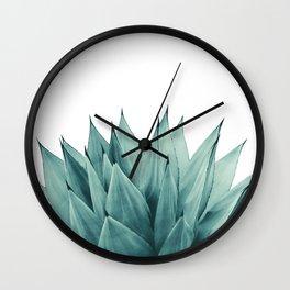 Agave Vibes #8 #tropical #decor #art #society6 Wall Clock