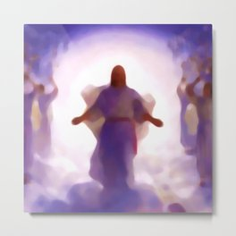 Christ-Kay Metal Print