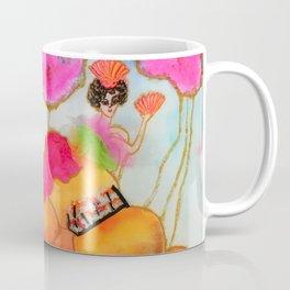 Sushi Mermaid Coffee Mug