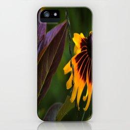 Burgundy BFFS! iPhone Case