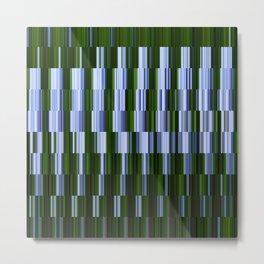 Kaleidoscope | Lobelia Metal Print