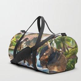 Jurassic dinosaur Duffle Bag