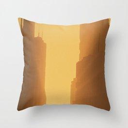 Big City 1 Throw Pillow