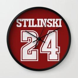 STILINSKI Wall Clock