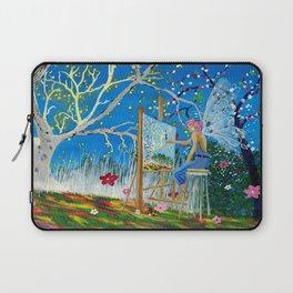 Fairy Artist Laptop Sleeve