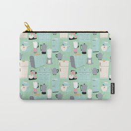 Retro Kitchen Carry-All Pouch
