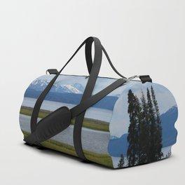 Pelican Creek - Yellowstone Lake Duffle Bag