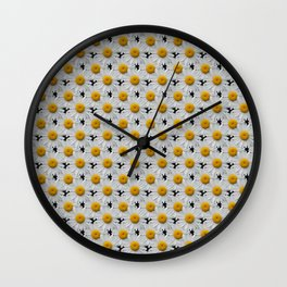DAISY CHAINS Wall Clock