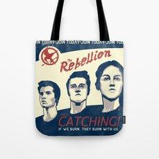 The Rebellion - Propaganda Tote Bag