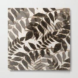 Botanical Beauty Metal Print