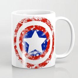 Captain's Shield Coffee Mug